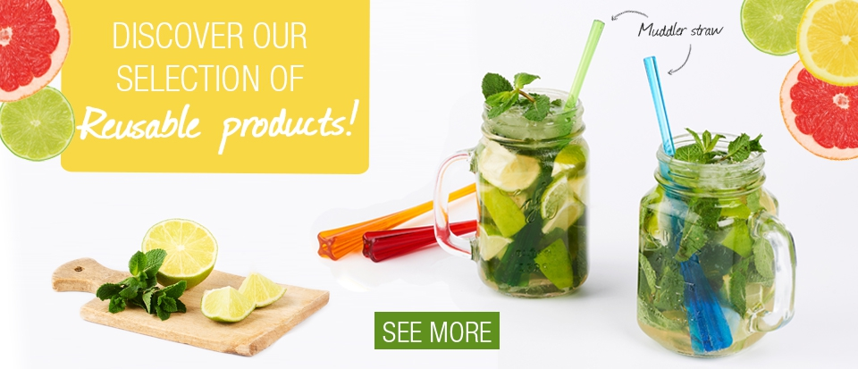 Reusable products